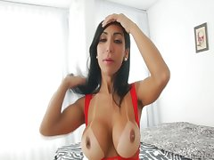 "Sabrina Solo Video ""Big Dick"""